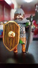 playmobil medieval soldado barbaro vikingo custom