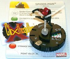 SPIDER-MAN #039 Amazing Spider-Man Marvel Heroclix RARE