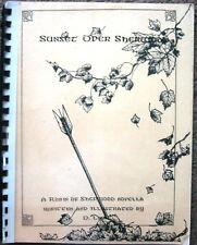 "Robin of Sherwood Fanzine ""Sunset Over Sherwood"" Gen Novel"