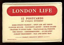 Charles Skilton Series LONDON LIFE 12 PPCs in original envelope c1940s