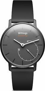 Withings Activité Pop Activity and Sleep Tracking Monitor Watch Black
