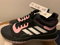Adidas Marquee Boost Low Black EE6858 Basketball UK 10 Us 10.5