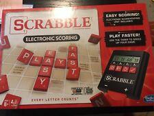 Hasbro Scrabble Electronic Scoring Game