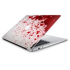 "Skin Decal Wrap for Macbook Air 13 Inch 13"" - Blood Splatter Dexter"