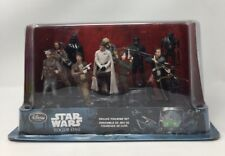 Disney Store Star Wars Rogue One: A Star Wars Story 10 Piece Deluxe Figurine Set