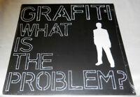 Grafiti-What is the Problem?-2003 Dim Mak Records-New,Sealed Maxi Single