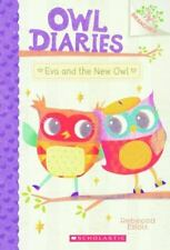 Owl Diaries: Eva and the New Owl 4 by Rebecca Elliott (2016, Hardcover)