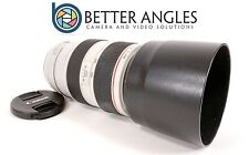 Canon EF 70-300mm f4-5.6 L IS USM Lens-Risk Free Guaranteed!