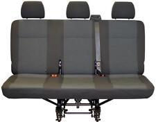 New Original Transporter T6 OEM Fabric Rear Triple Seat Cover Simora