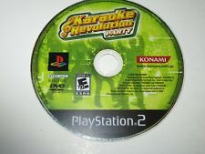 Karaoke Revolution Party (Sony PlayStation 2, 2005) Disc Only