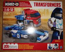 Kreo Transformers Optimus Prime and Mirage