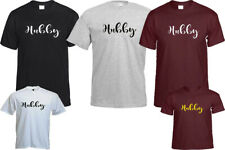 Hubby Wifey T Shirt Valentines Couple Couple Matching His Hers Best Quality Top
