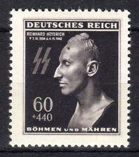 Germany / Bohmen und Mahren - 1943 Heydrich Mi. 131 MNH