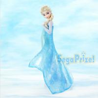 Frozen Premium Figure Elsa SEGA Japan