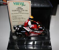 Troy Corser Power Horse Yamaha YZR500 1997 with Rider 1:24 ONYX