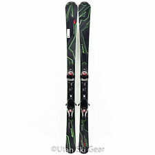 Nordica Fire Arrow 80 Ti 156 2015 2016 Carving All Mountain Skis Used