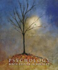 Psychology In Modules and PsychPortal by David G. Myers