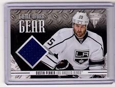DUSTIN PENNER 12/13 Titanium Jersey Game Worn Gear Hockey Card #GG-DU LA Kings