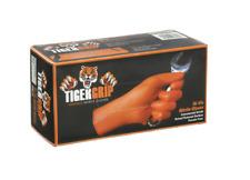 Eppco 8846 Tigergrip 7 Mil Nitrile Disposable Gloves, XX-Large, Orange, 90/Pack