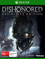 Dishonored Definitive Edition  - Xbox One game - BRAND NEW