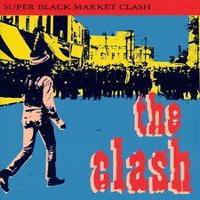 Parche imprimido /Iron on patch, Back patch, Espaldera / - The Clash, E