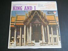 THE KING AND I RODGERS & HAMMERSTEIN FEATURING AL GOODMAN NEW SEALED LP RECORD