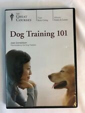 Jean Donaldson Dog Training 101 24 Lessons 4 DVDs