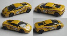 Majorette Racing Cars - Lamborghini Gallardo gelb