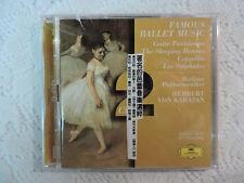 Famous Ballet Music (CD, Sep-1999, 2 Discs, Deutsche Grammophon) Import OBI