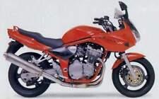 Suzuki 3 etapa Retocar Pintura Kit GSF600 SV650 TL1000S GSX600F Rojo Perla Helios
