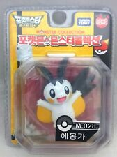 Takara Tomy Pokemon Monster Collection Mini Figure : M-028 Emonga Emolga