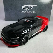 1/18 OTTO GT Spirit LB Works Ford Mustang Advan Black / Red KJ035