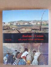 Realismo e Verismo - Mensili d'Arte 1967 ed. Fabbri  [BAG2]