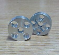 Tamiya Fox , Falcon & Wild One Aftermarket Alloy Hubs Small Shaft (4.2mm)