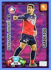 PANINI Adrenalyn XL 2020-2021 Ligue 1 #435 Benjamin ANDRE LOSC Lille Garde-Fou