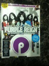 classic rock magazine june 2018 purple reign w/cd promo deep purple tree rock