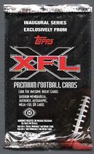 2001 XFL FOOTBALL PACK