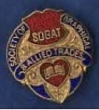 Political/Trade Union Collectable Badges/Pins