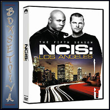 NCIS LOS ANGELES - COMPLETE SEASON 5  **BRAND NEW DVD**