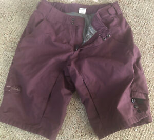 Womens Bicycle Urban Commuter Shorts Exercise Casual Short Hiking Recumbent