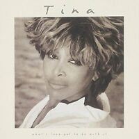 Tina Turner What's love got to do with it (soundtrack, 1993) [CD]