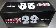 """Kenda 29"""" Kwick Seal Self Sealing SCHRADER MTB Tube 29x1.9-2.3"""" 29er S/V A/V"""