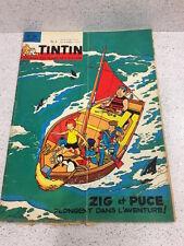 TINTIN  N°789 15e ANNEE  5 DECEMBRE 1963 REVUE MAGAZINE VINTAGE
