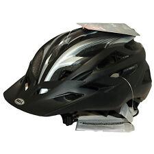 Adult / Youth Male Bell Dart Mens Bike Cycle Helmet Black 53 - 60 cm New