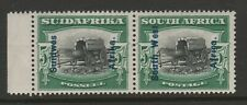 South West Africa 1927 5/- Black & green SG 53 Mint.