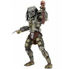 "Neca 30th Anniversary PREDATOR JUNGLE HUNTER MASKED ( PROTOTYPE) 7"" Figure"