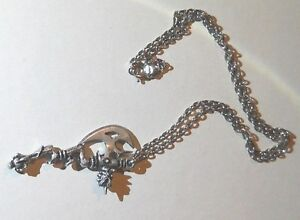 Streitaxt Kriegsbeil Anhänger Halskette Ryder´s Axe Pewter Alchemy Gothic