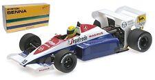 Minichamps Toleman Hart TG184 British GP 1984 - Ayrton Senna 1/18 Scale