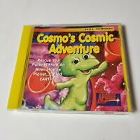 Cosmo's Cosmic Adventure Apogee Software cd rom disc Video Game PC Computer 1992