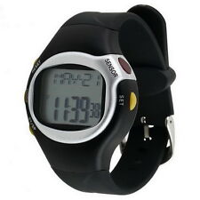 Pulse Heart Rate Monitor Wrist Watch Calories Counter Sports Fitness Exercise UL
